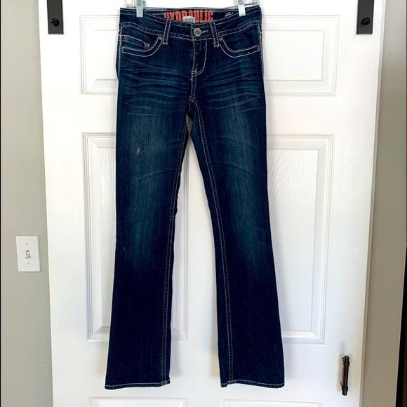 Hydraulic Lola Slim Bootcut Jeans size 5/6